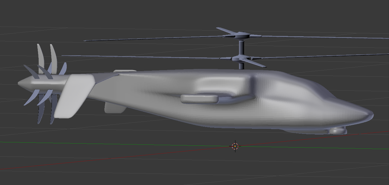 Promising high-speed helicopter (PSV) - Page 2 Ka-xx_12