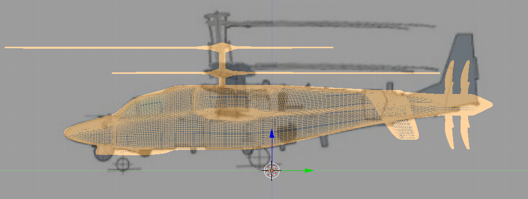 Promising high-speed helicopter (PSV) - Page 2 Ka-xx_13
