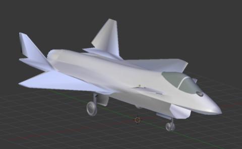 روسيا تصمم مقاتلة خفيفة للجيل الخامس Lmfs_111