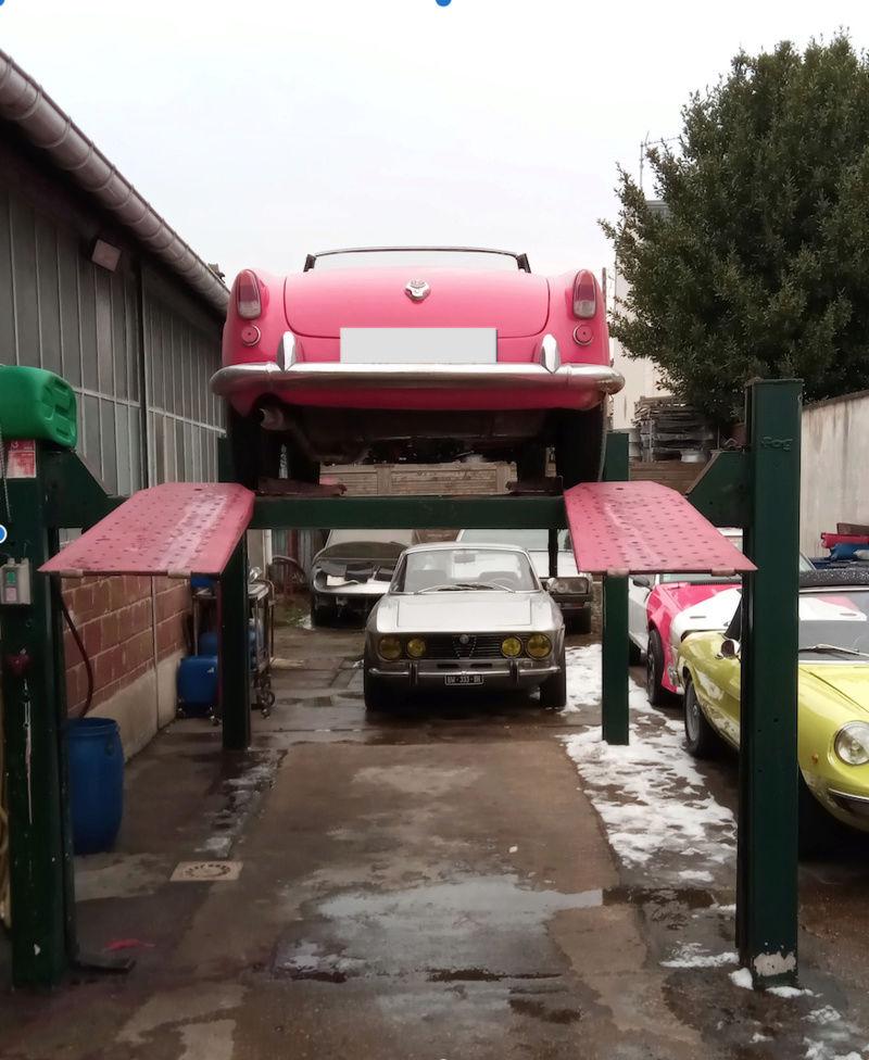 New in the family - Giulietta Spider  Alfa10