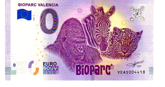"BILLETES ""O"" (ZERO) EUROS.................(en general) Billet11"