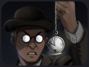 [Londres] Bataille temporelle (Martian Manhunter / The Hangman) Clock_11
