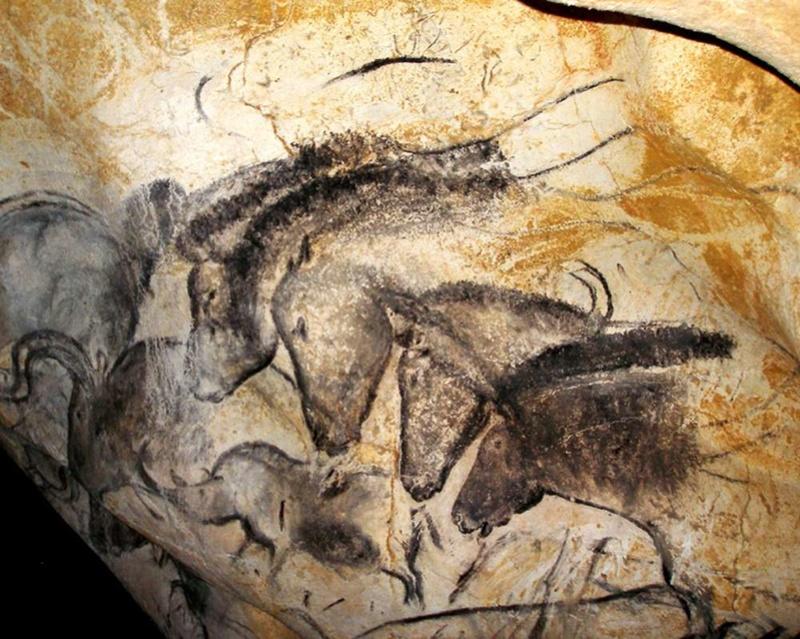 Le cheval jusqu'au XVIè siècle 5e087410