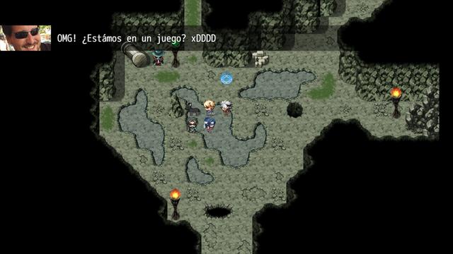 [RPG Maker MV] IES The Game VI Hype Awakenig El juego está BIEN Edition. Versión DEMO (Bastante extensa) Deskto11