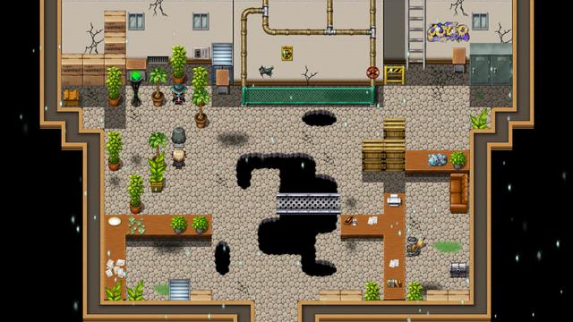 [RPG Maker MV] IES The Game VI Hype Awakenig El juego está BIEN Edition. Versión DEMO (Bastante extensa) Deskto12