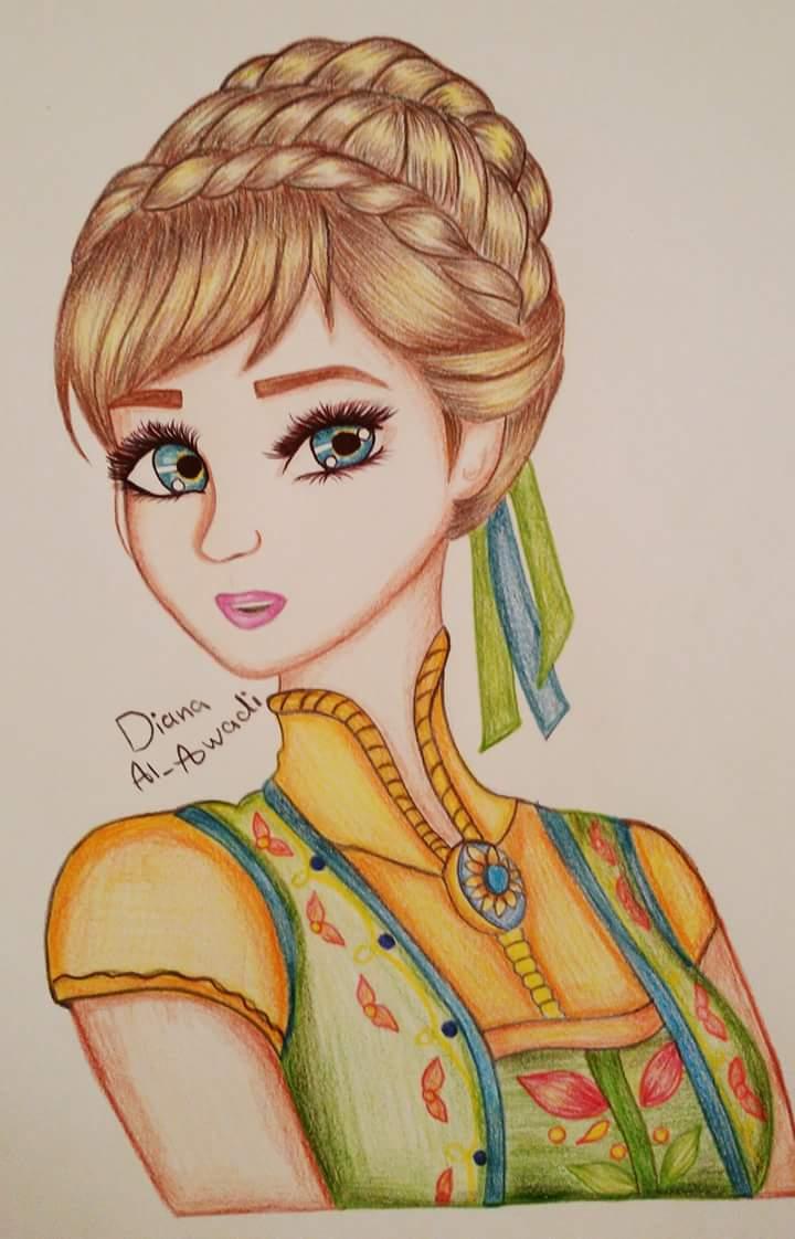 Diana al awadi drawing Fb_img12