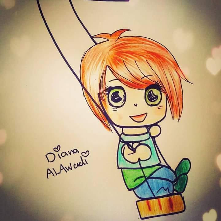 Diana al awadi drawing Fb_img19