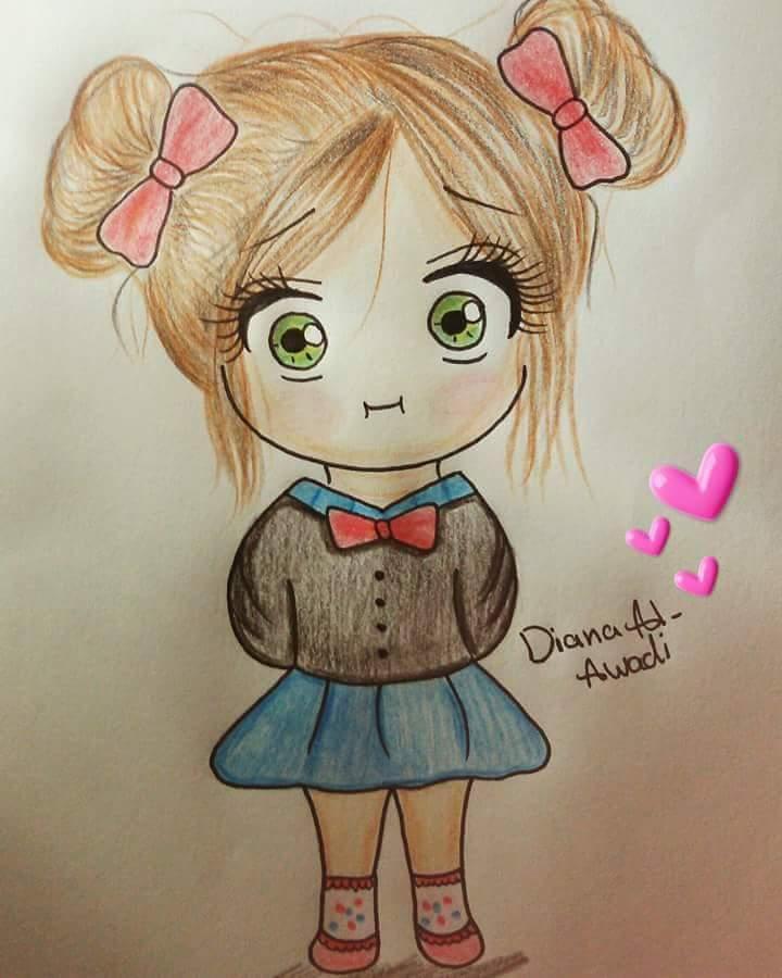 Diana al awadi drawing Fb_img28