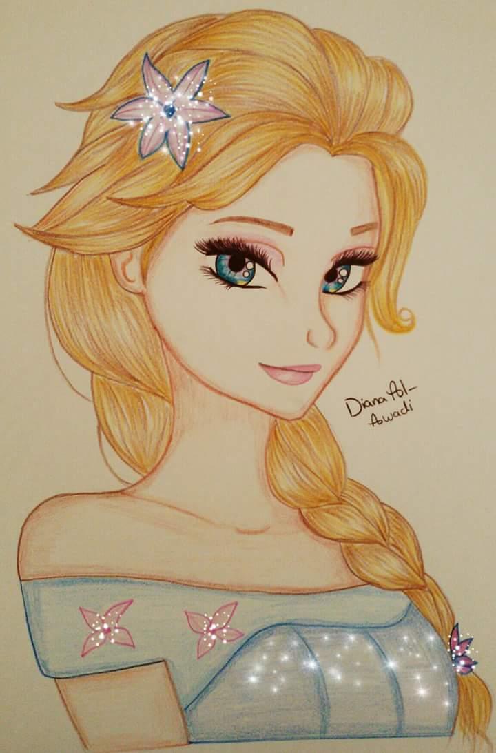 Diana al awadi drawing Fb_img35