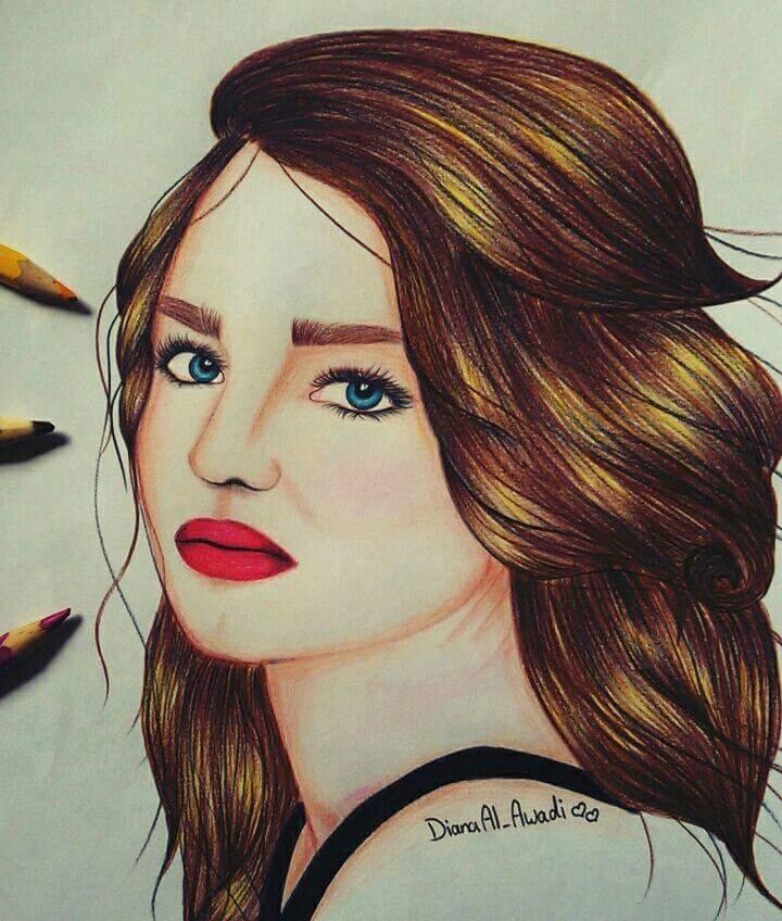 Diana al awadi drawing Fb_img42