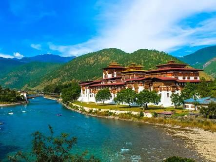 পুনাখা পরিক্রমা ভুটান Punakha Bhutan Traveling  17-06-10