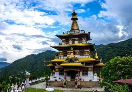 পুনাখা পরিক্রমা ভুটান Punakha Bhutan Traveling  17-06-11