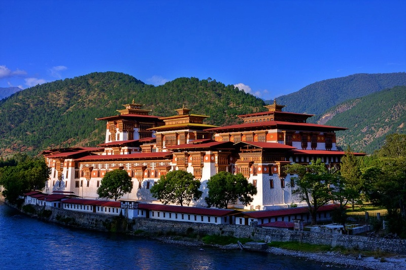 5 Top Bhutan Attractions for Tourists Punakh10