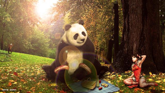 [Jeu] Association d'images - Page 18 Panda_12