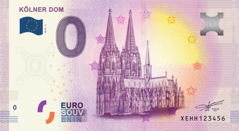 [Collecte Expédiée] ALLEMAGNE - Kölner - Dom - 2019-3 Fra_xe35