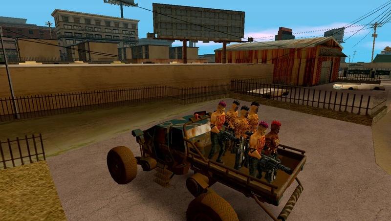 Gang Ride For Adapted Vehicles ( Passeio de gangs para carros adaptados) Galler14