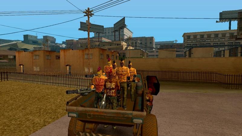 Gang Ride For Adapted Vehicles ( Passeio de gangs para carros adaptados) Galler15