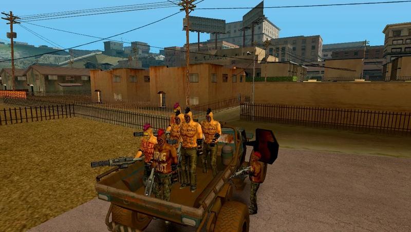 Gang Ride For Adapted Vehicles ( Passeio de gangs para carros adaptados) Galler16