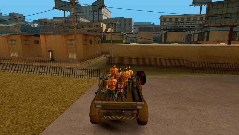 Gang Ride For Adapted Vehicles ( Passeio de gangs para carros adaptados) Galler17