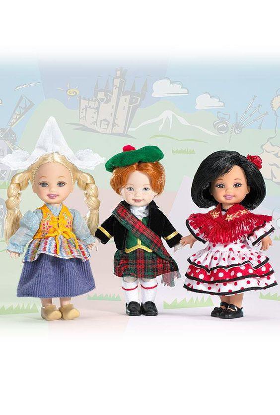 ☀ Dolls of The World 091b8710