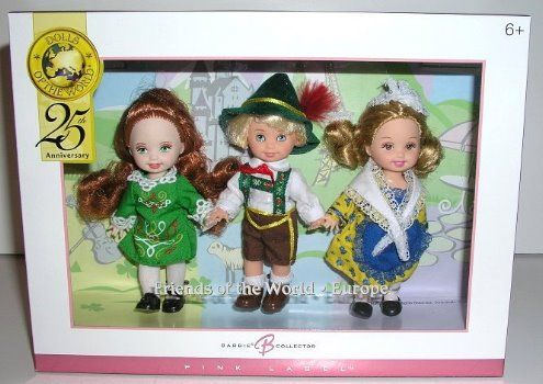 ☀ Dolls of The World Ad55a210