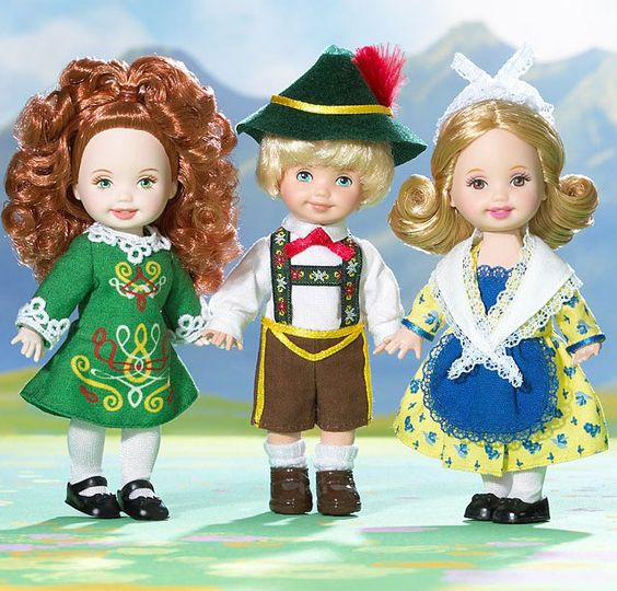 ☀ Dolls of The World C4f60710