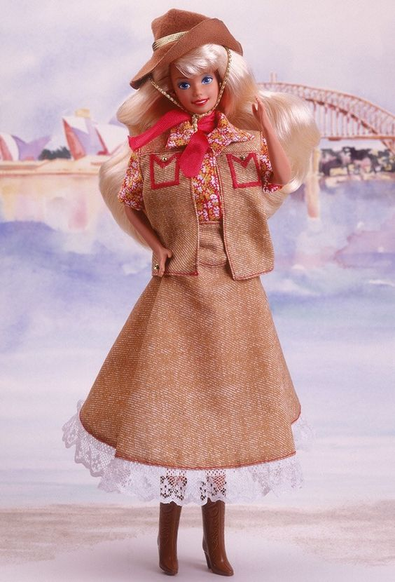 ☀ Dolls of The World D44dc410