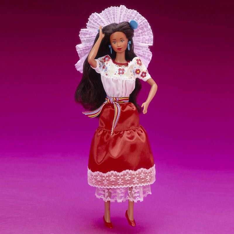 ☀ Dolls of The World Kdibt010