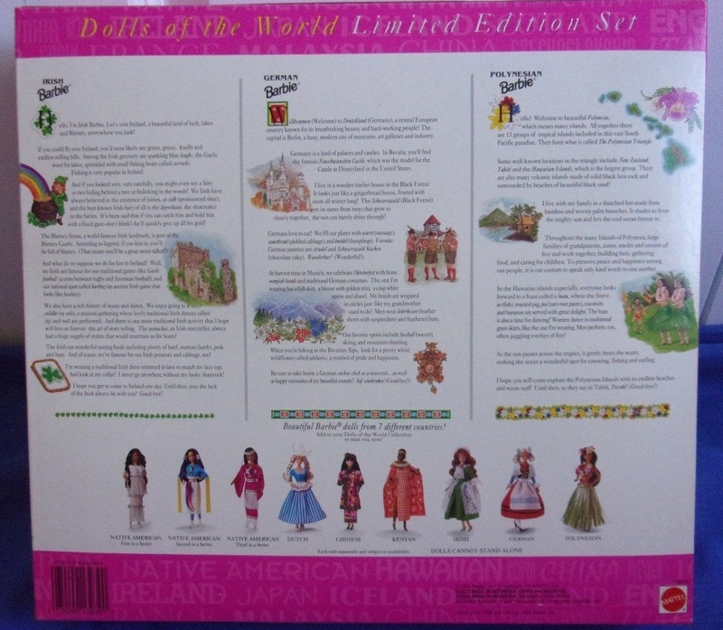 ☀ Dolls of The World S-l16010