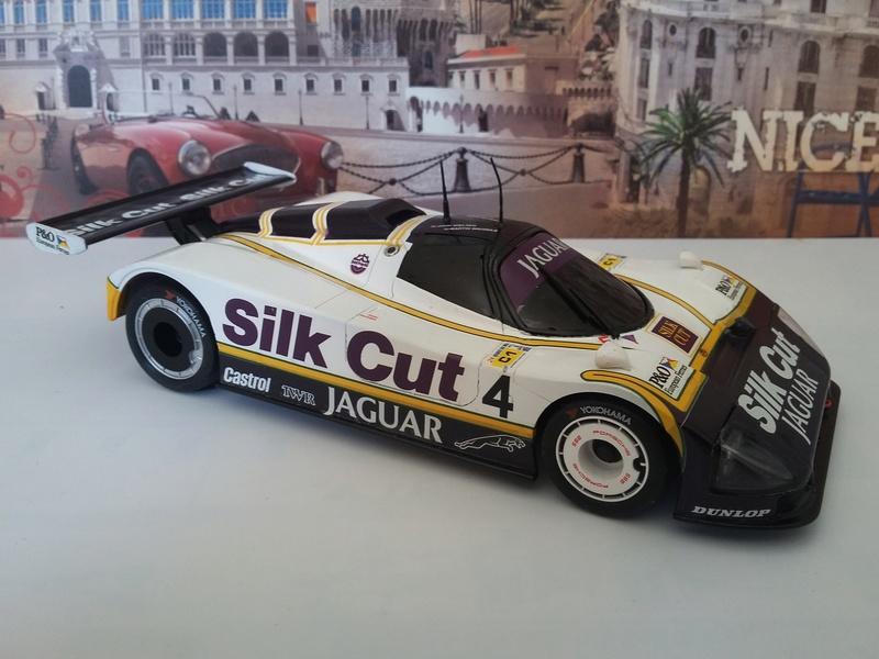 Jaguar XJR-8 20171115