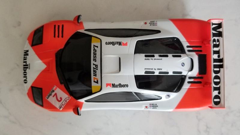Encore quelques McLaren F1 GTR... 20180411
