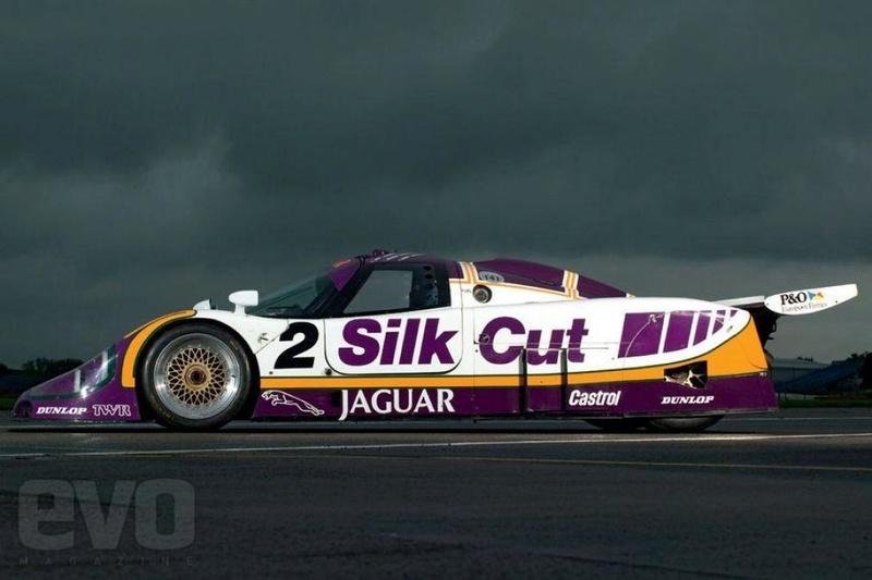 Jaguar XJR-8 Car_ph10