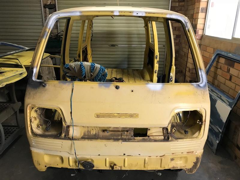Hi , newbie from Australia with Suzuki carry vans Img_1510