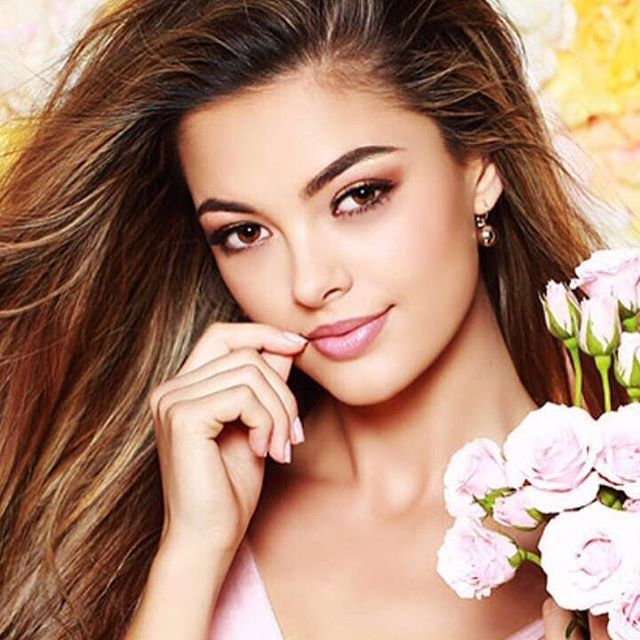Miss Univers 2017 - Demi Leigh Nel-Peters Demi-l13