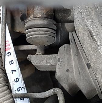 Hvordan lufte kløtsj-hydraulikk systemet? 2018-015