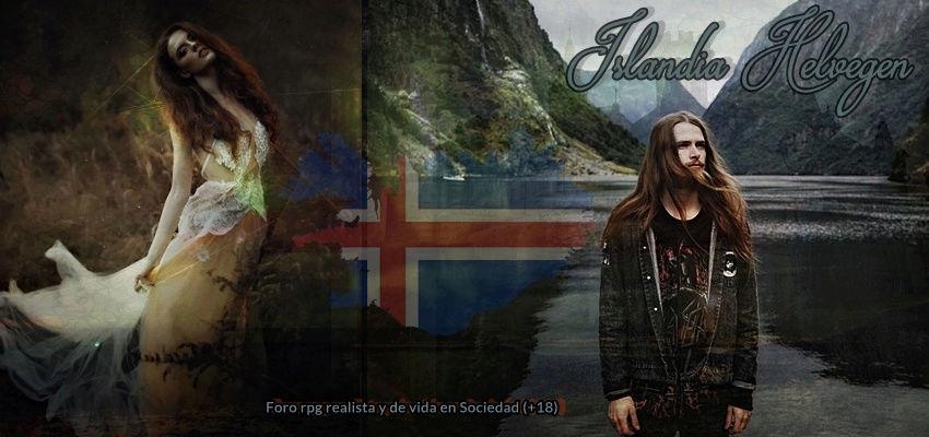 Islandia Helvegen