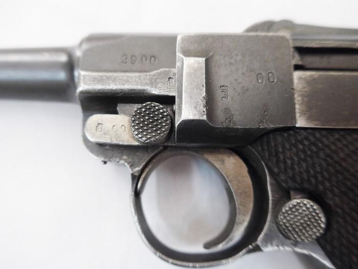 Conseil pour Luger P08 en cat B P-08-e12