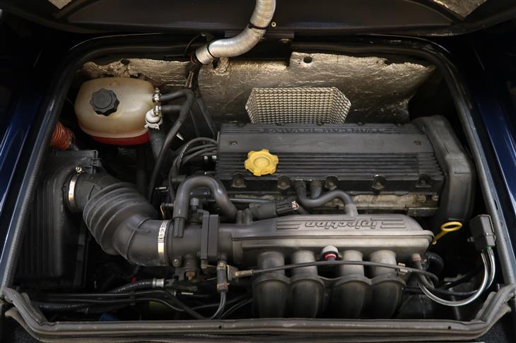 Informazioni Elise S1 Millenium edition RHD Millen10