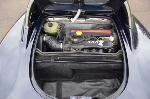 Informazioni Elise S1 Millenium edition RHD Millen11