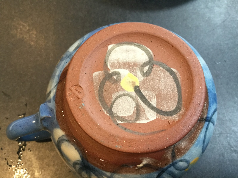 Peter Lochhead, Carol Buchan, Abbey Ceramics Scotland 18d45310