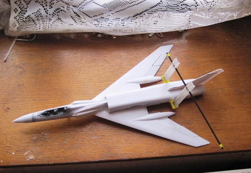 Tupolev TU 128 FIDDLER de AMODEL au 1/72  Img_8113