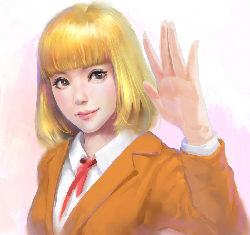 Hana Midorikawa Hana_b10