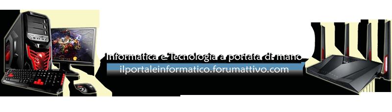 Il Portale Informatico