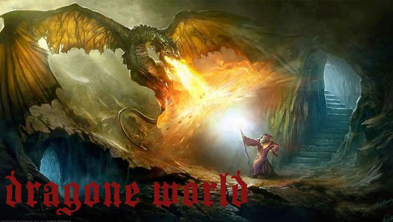 cherche une petite equipe pour un mmorpg  Dragon10