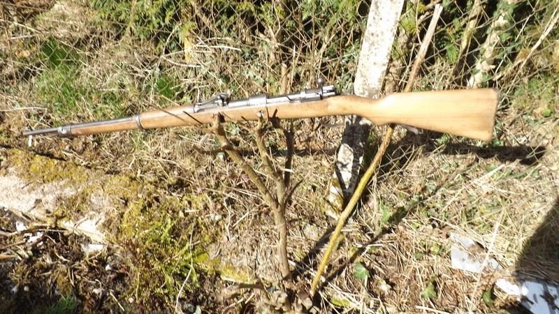 Mauser G98 croix de fer ?? Dscf1112