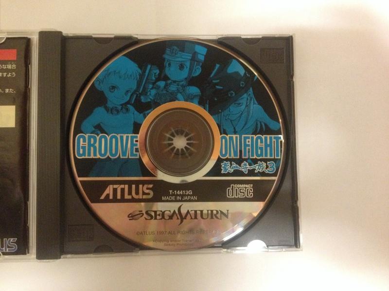 [VDS] GROOVE ON FIGHT SATURN JAP + jeux VFighter jap.  Img_0015