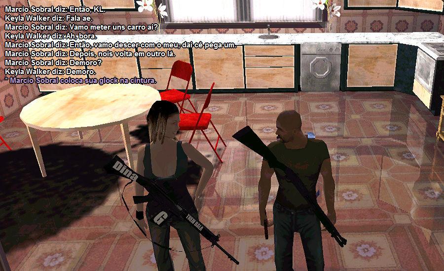 Comando Vermelho - Tropa do Tchunai/MotoBoy CV:RL Rprprp10