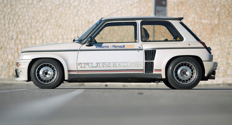 renault 5 turbo 2 de la croatie Lac_8517