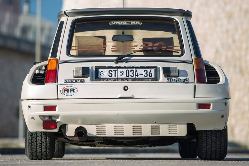 renault 5 turbo 2 de la croatie Lac_8518