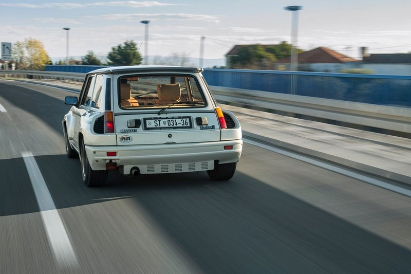 renault 5 turbo 2 de la croatie Lac_8813